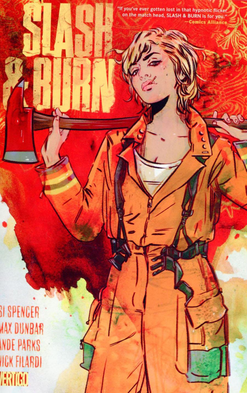Slash & Burn TP
