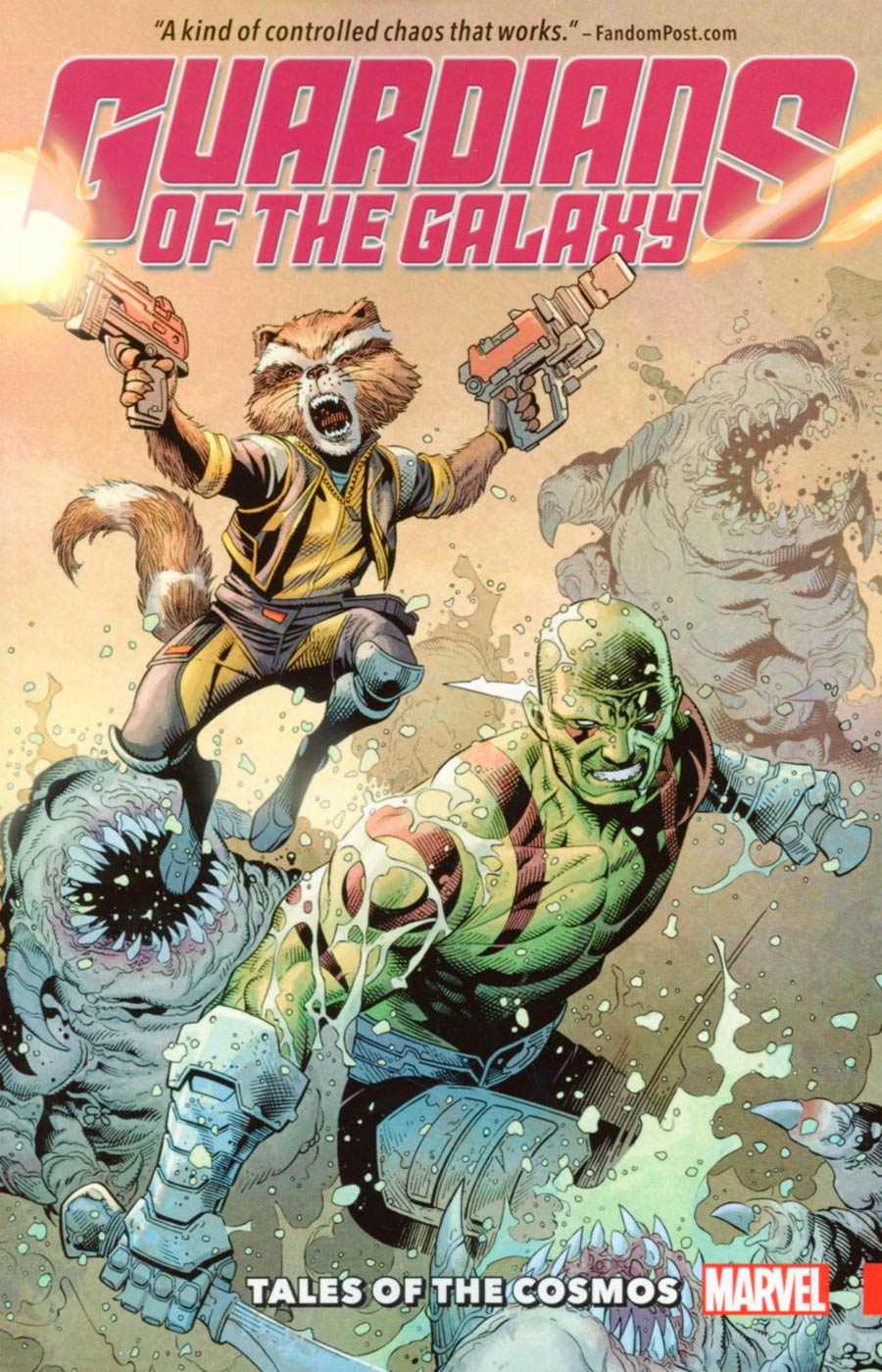 Guardians Of The Galaxy Tales Of The Cosmos TP