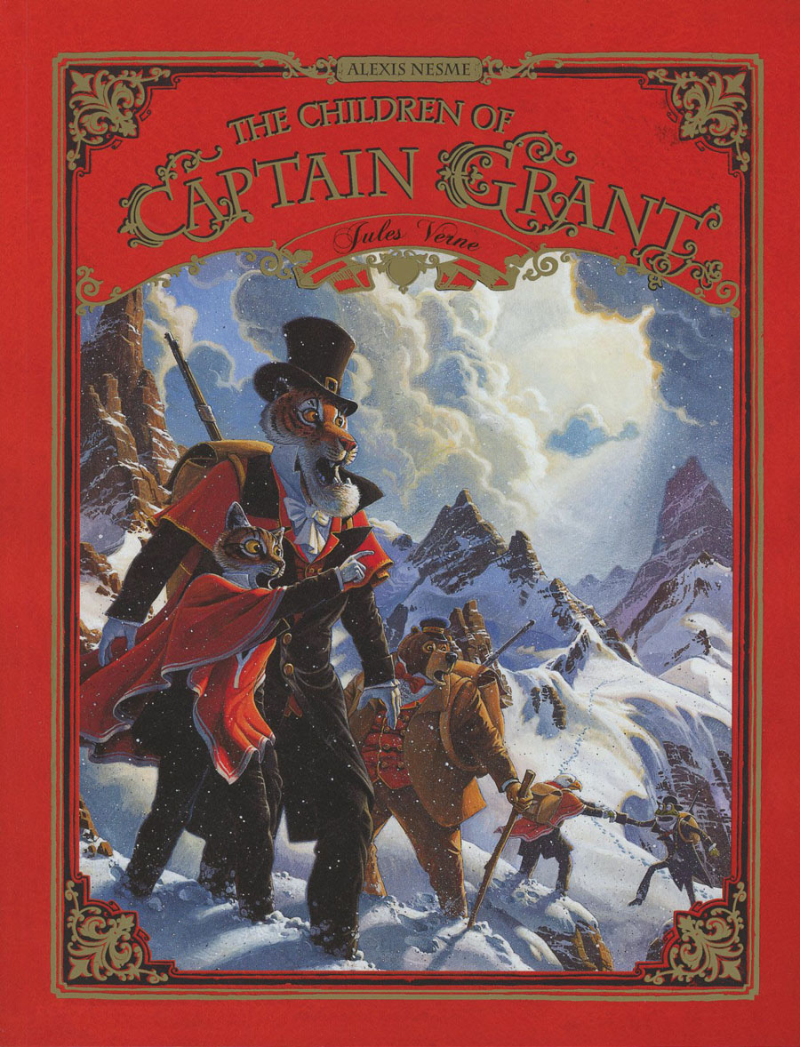 Children Of Captain Grant TP