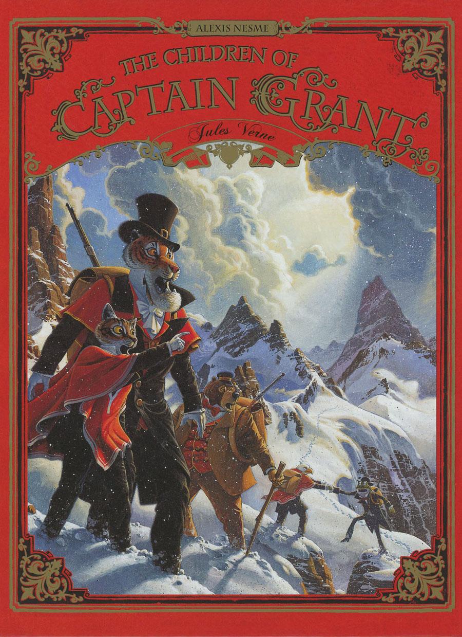 Children Of Captain Grant HC