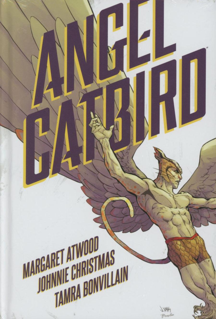 Angel Catbird Vol 1 HC