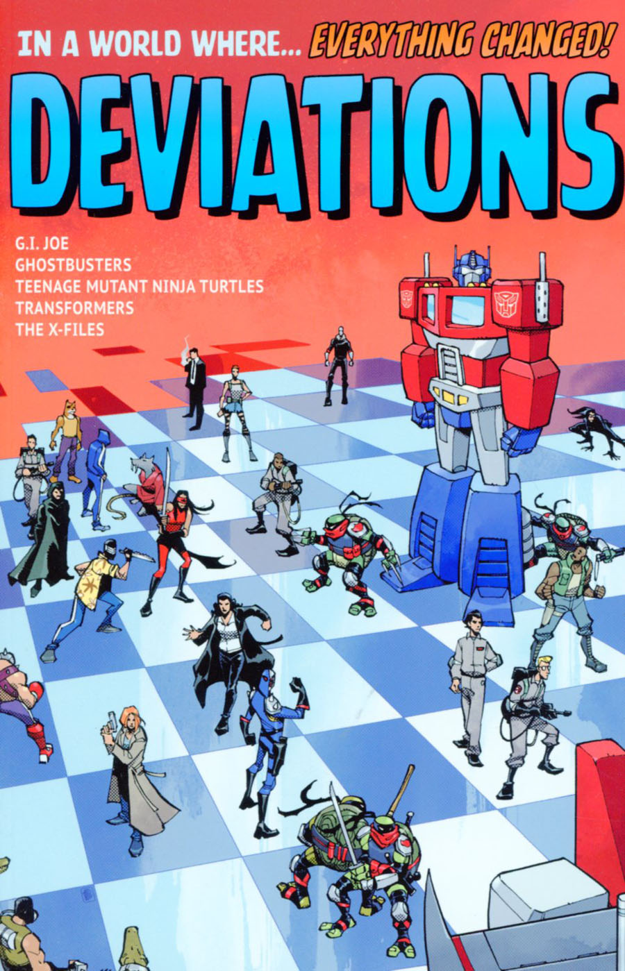 Deviations In A World Where Everything Changed TP