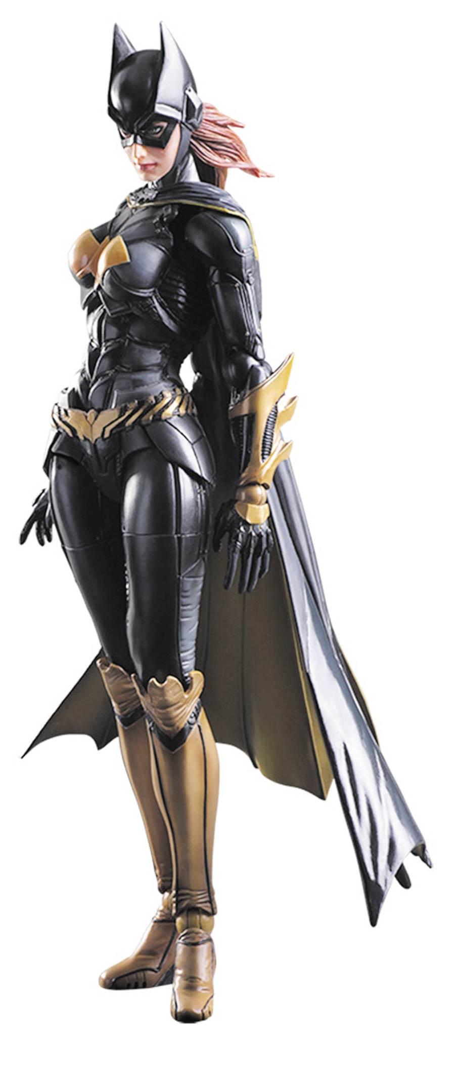 Batman Arkham Knight Play Arts Kai Action Figure - Batgirl
