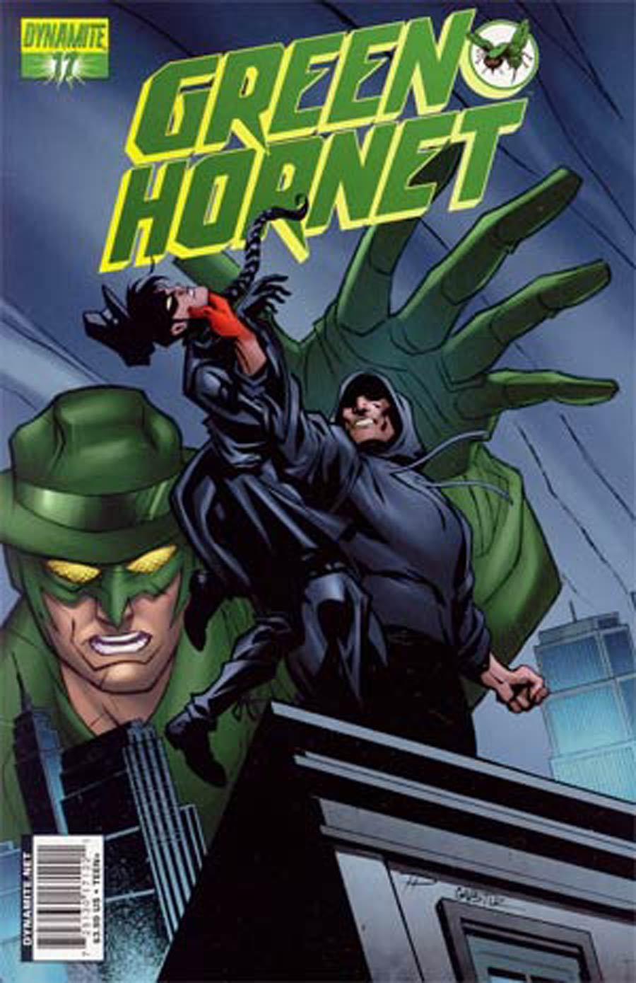 Kevin Smiths Green Hornet #17 Cover A Phil Hester