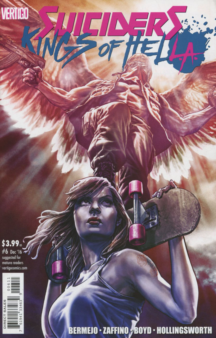 Suiciders Kings Of HelL.A. #6