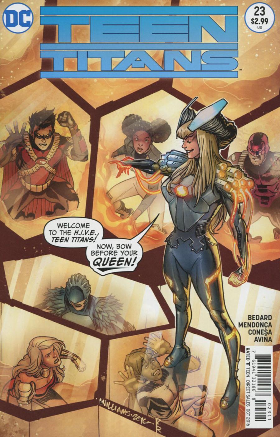 Teen Titans Vol 5 #23