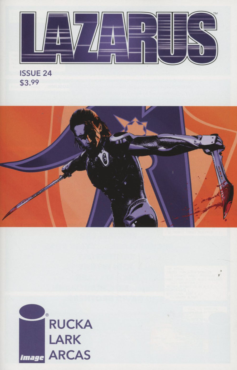 Lazarus #24