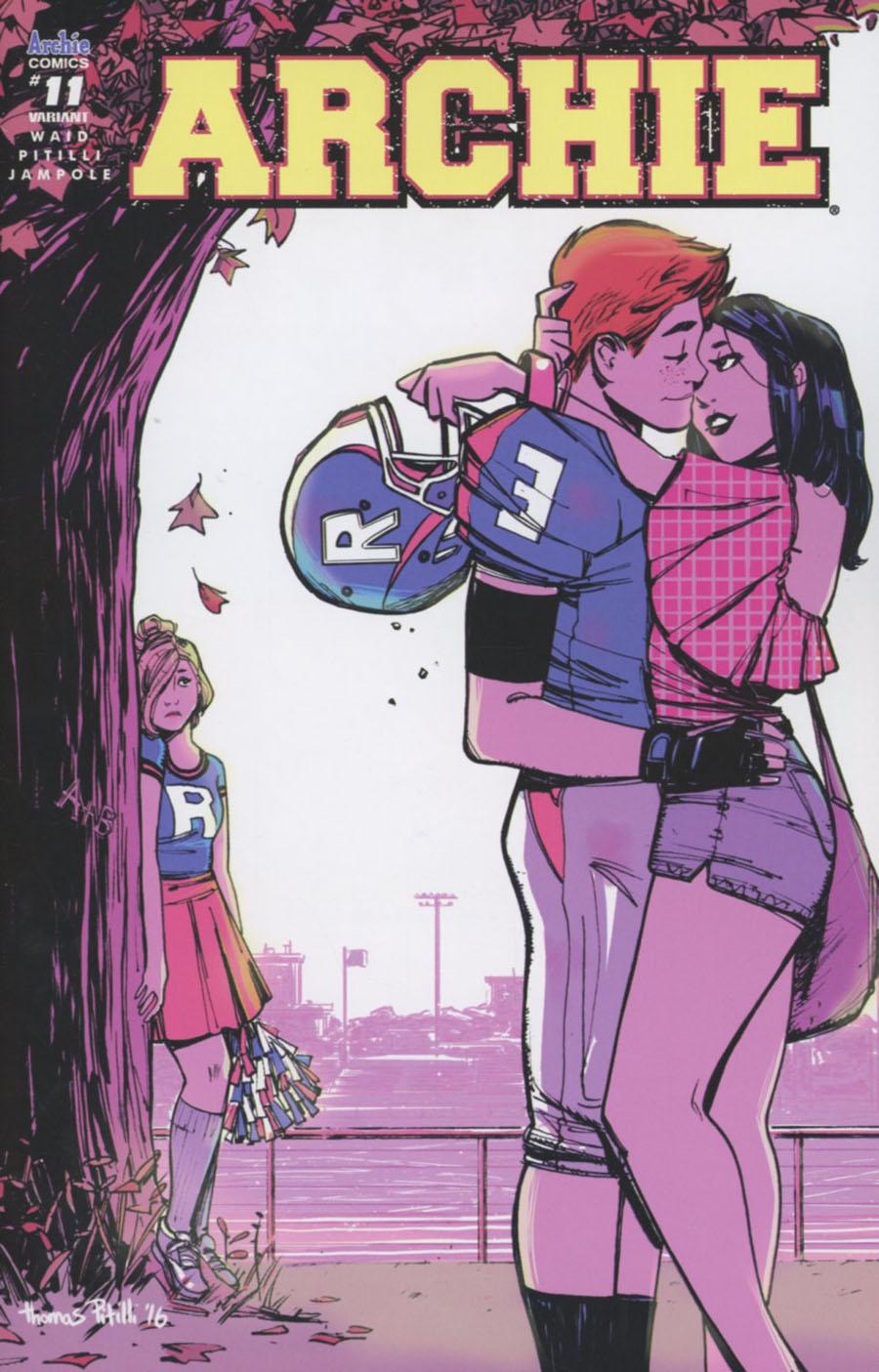 Archie Vol 2 #11 Cover C Variant Thomas Pitilli Cover