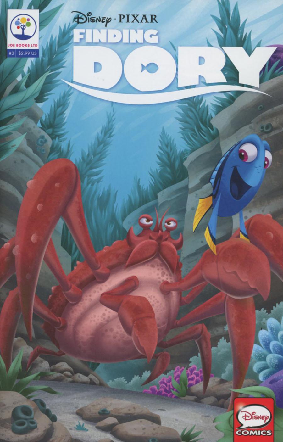 Disney Pixars Finding Dory #3