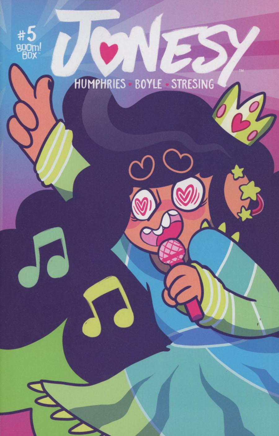 Jonesy (BOOM Studios) #5 Cover A 1st Ptg
