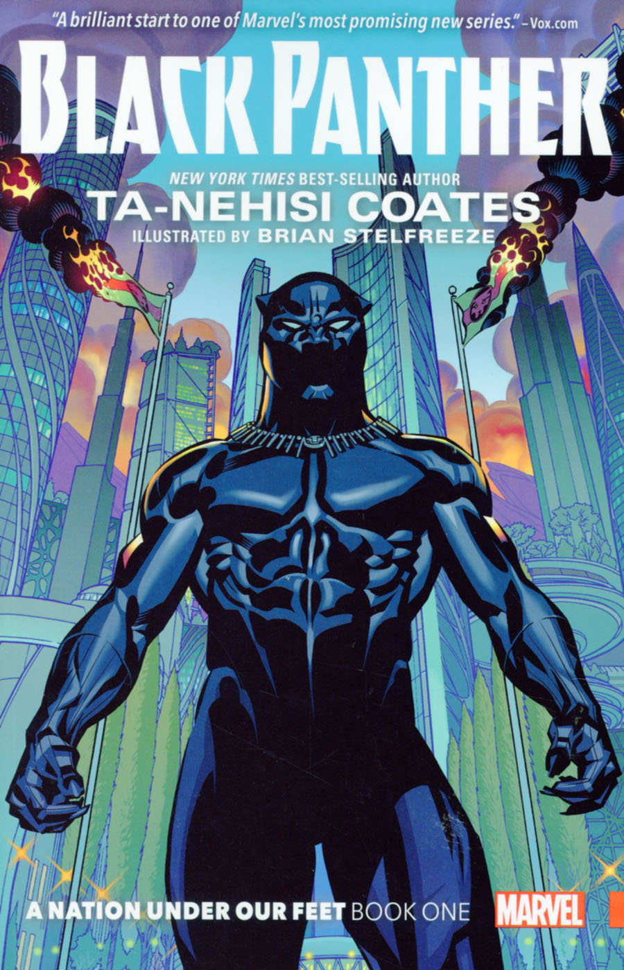 Black Panther A Nation Under Our Feet Vol 1 TP