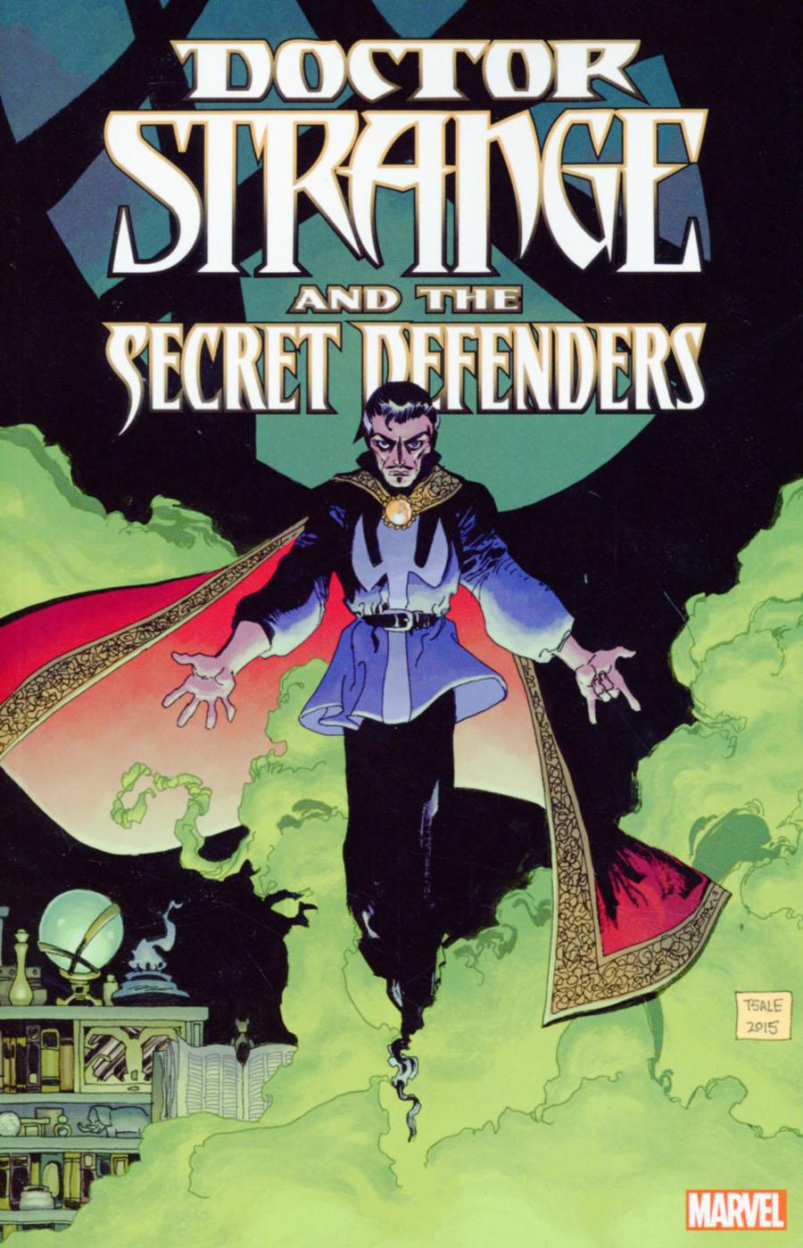 Doctor Strange And The Secret Defenders TP