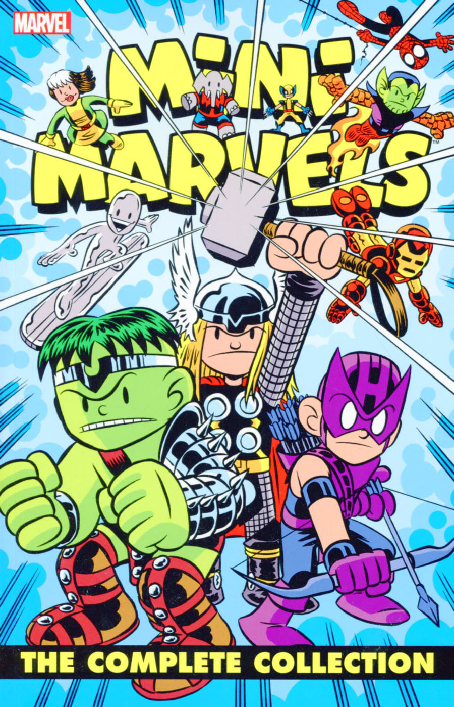 Mini Marvels Complete Collection TP New Printing