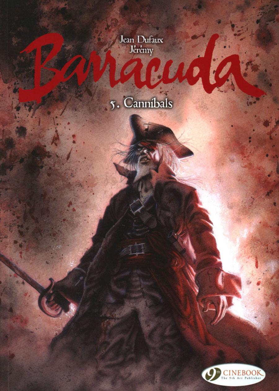 Barracuda Vol 5 Cannibals GN