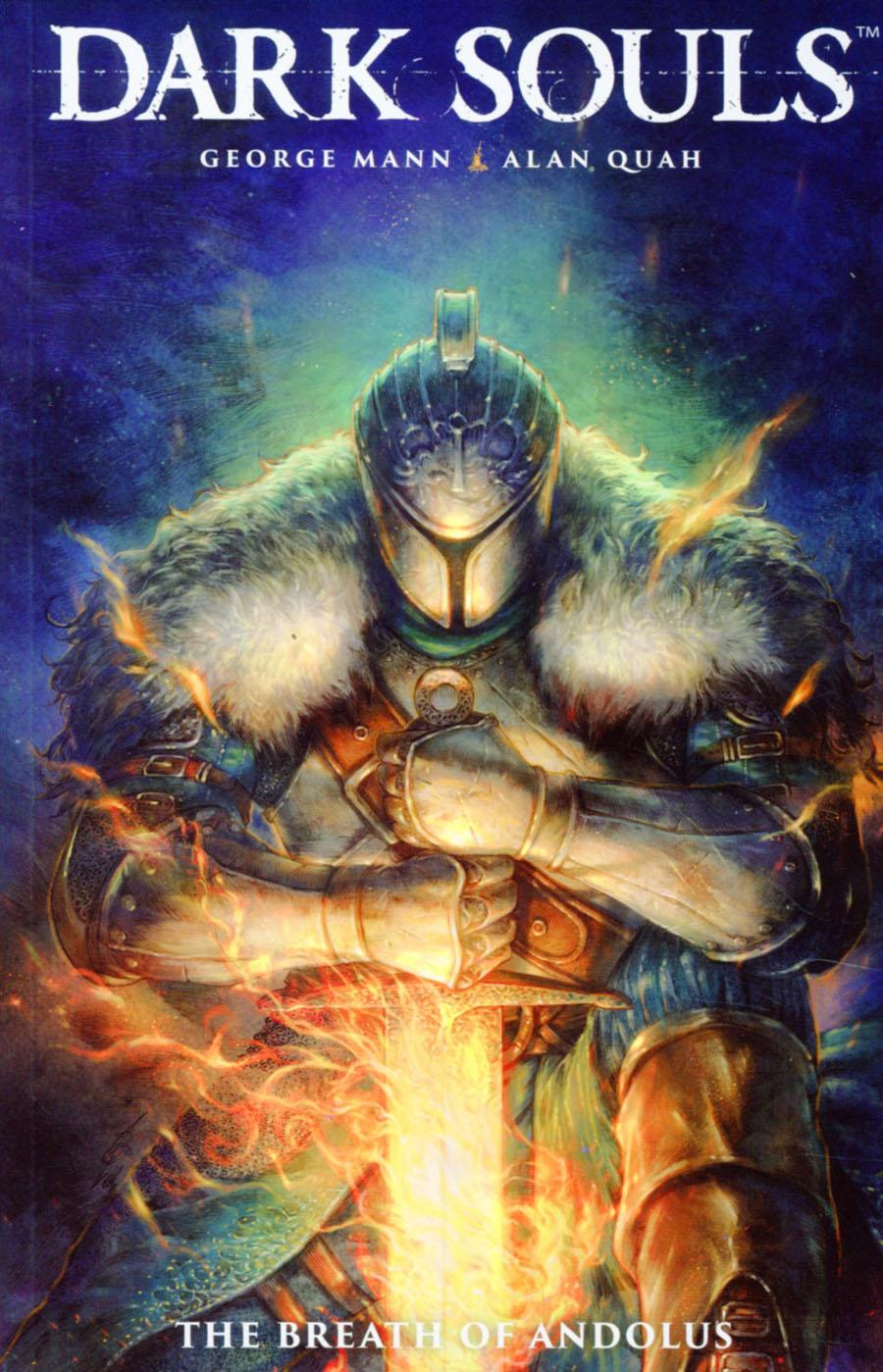 Dark Souls Vol 1 Breath Of Andolus TP