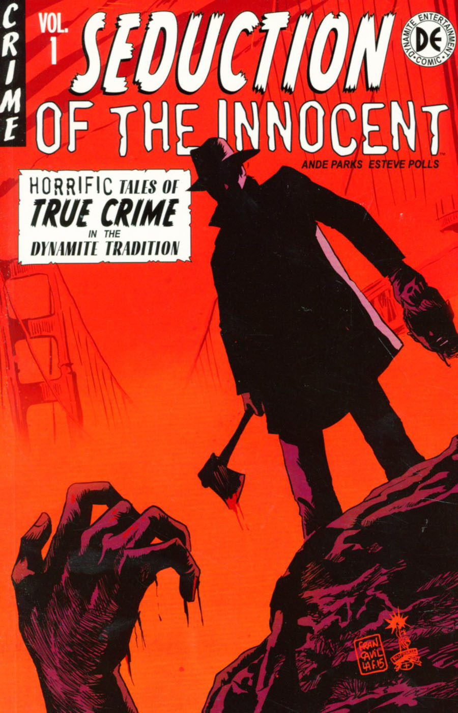 Seduction Of The Innocent TP (Dynamite Series)
