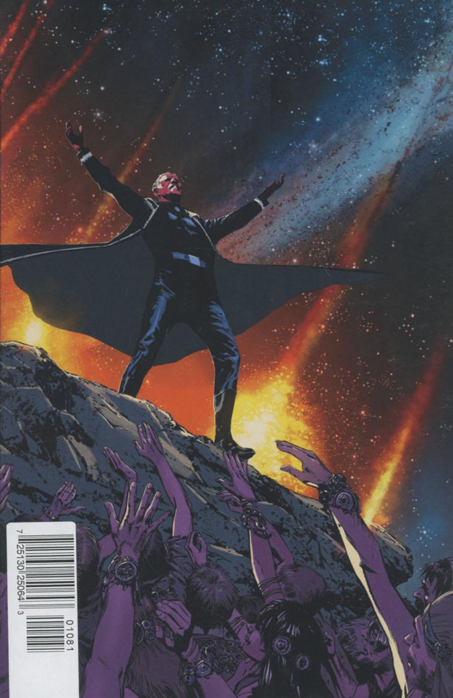 Battlestar Galactica Vol 6 #1 Cover H Rare Butch Guice Virgin Art Cover