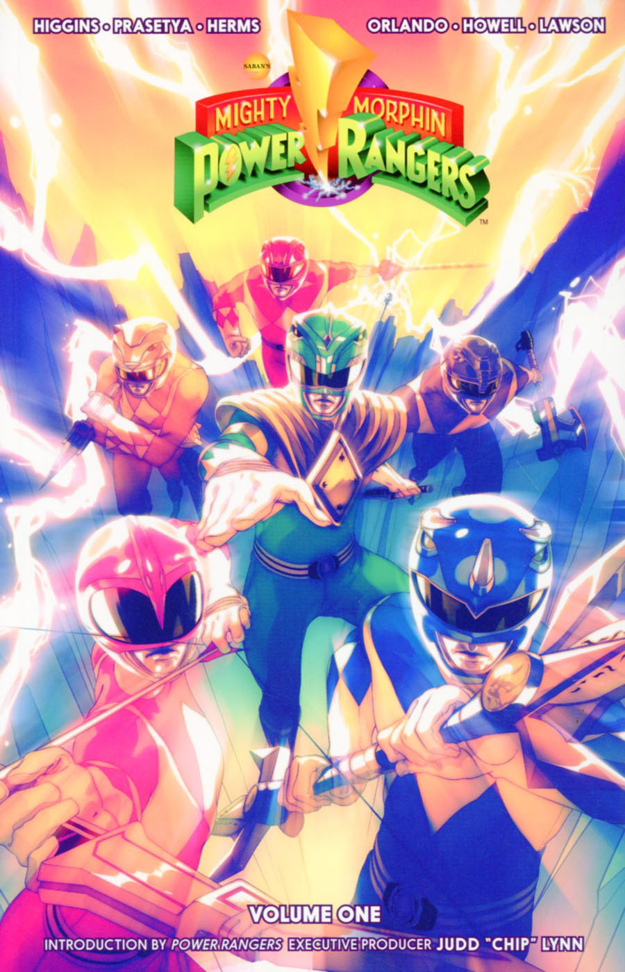 Mighty Morphin Power Rangers Vol 1 TP