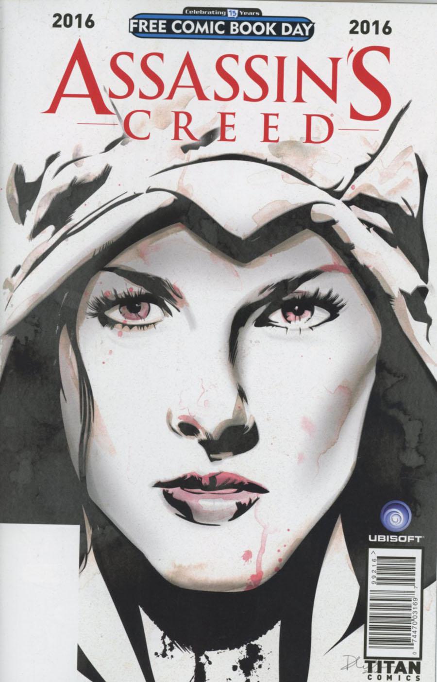 Assassins Creed FCBD 2016