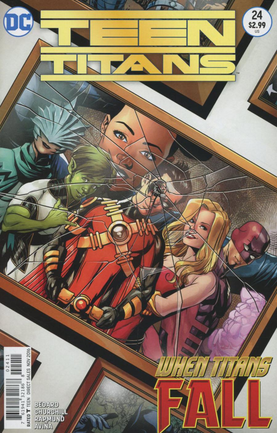 Teen Titans Vol 5 #24