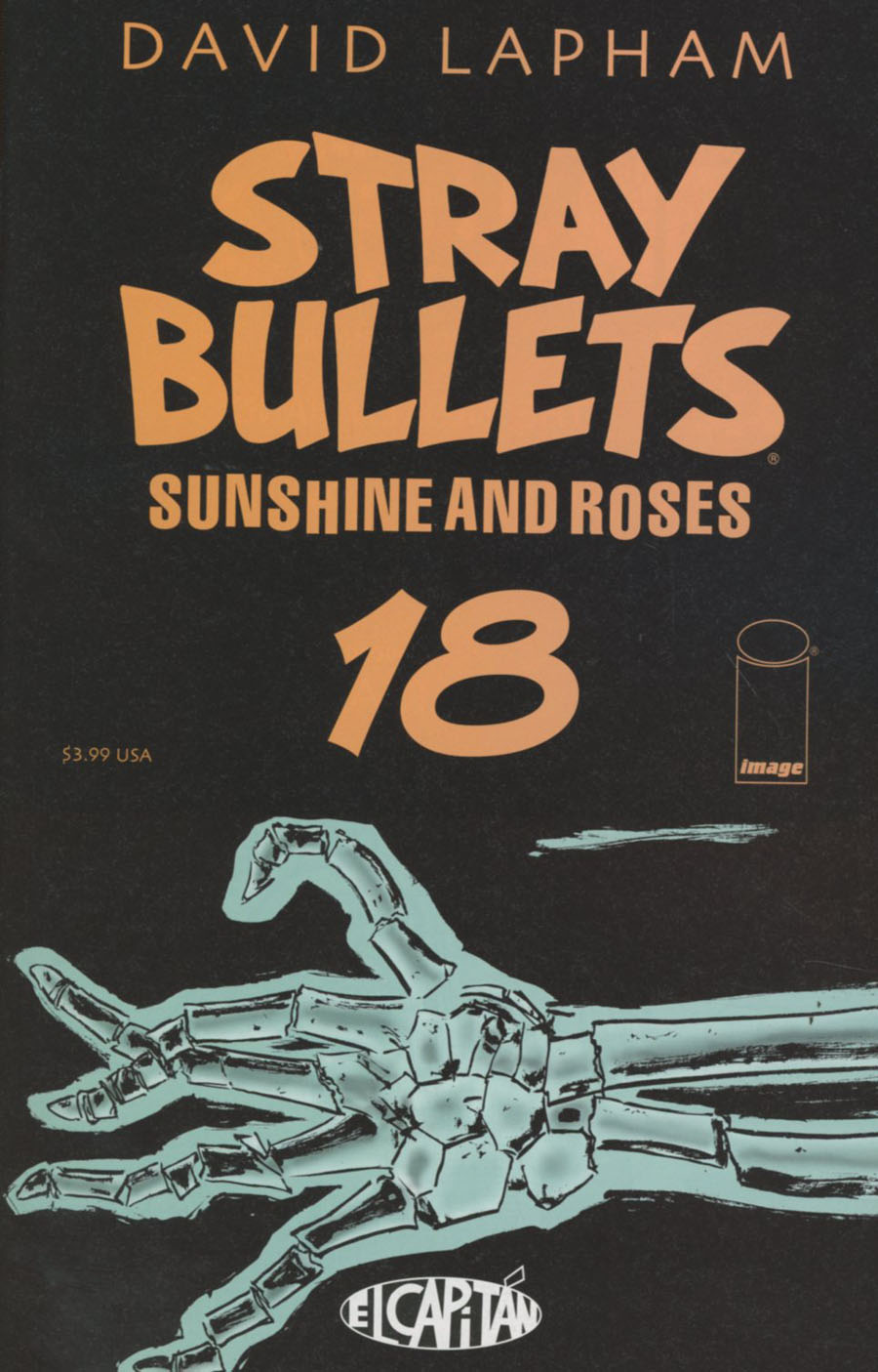 Stray Bullets Sunshine And Roses #18