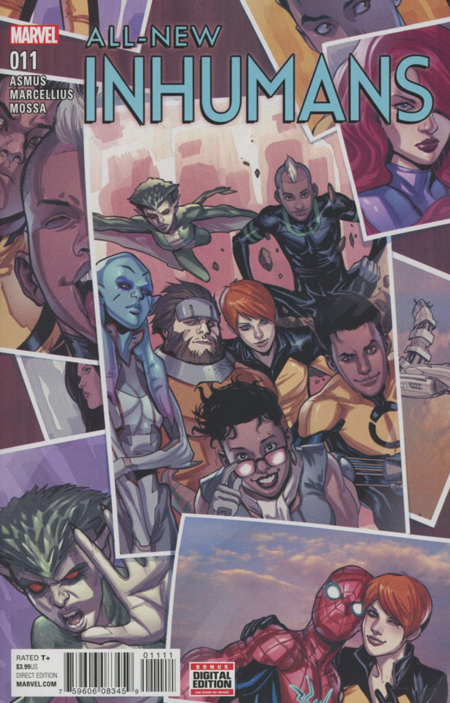 All-New Inhumans #11