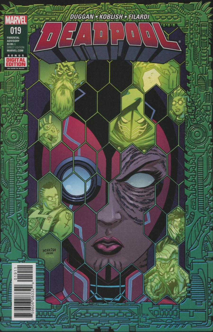 Deadpool Vol 5 #19 Cover A Regular Scott Koblish Cover