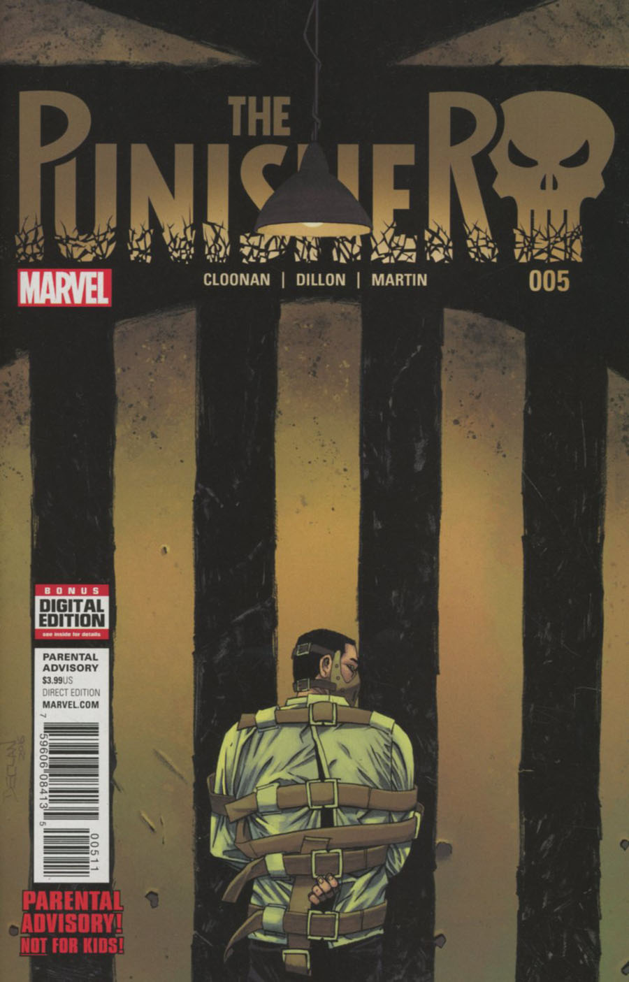 Punisher Vol 10 #5 Cover A Regular Declan Shalvey Cover