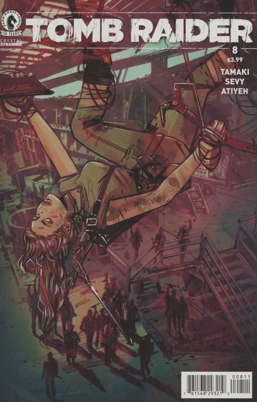 Tomb Raider Vol 3 #8