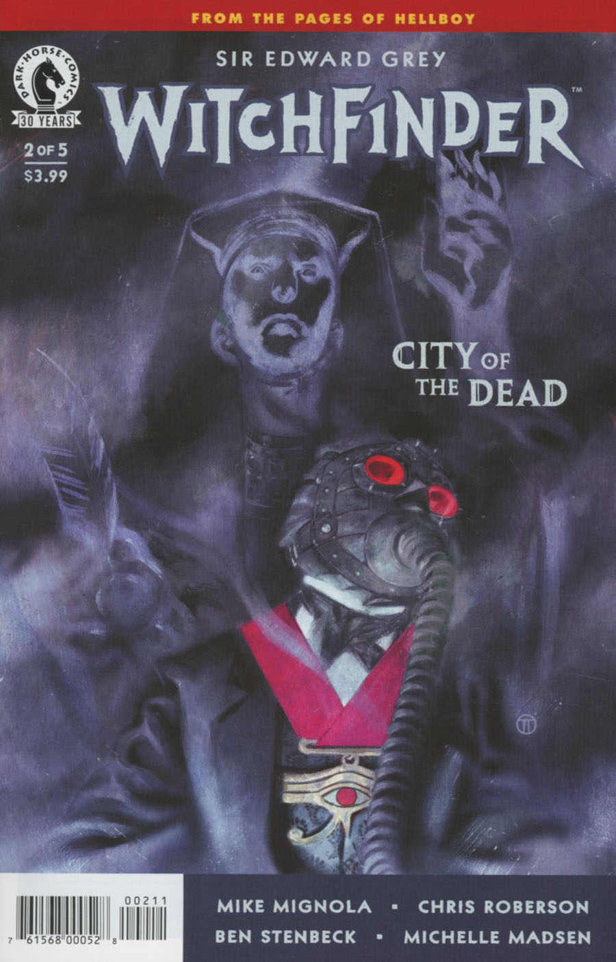 Witchfinder City Of The Dead #2