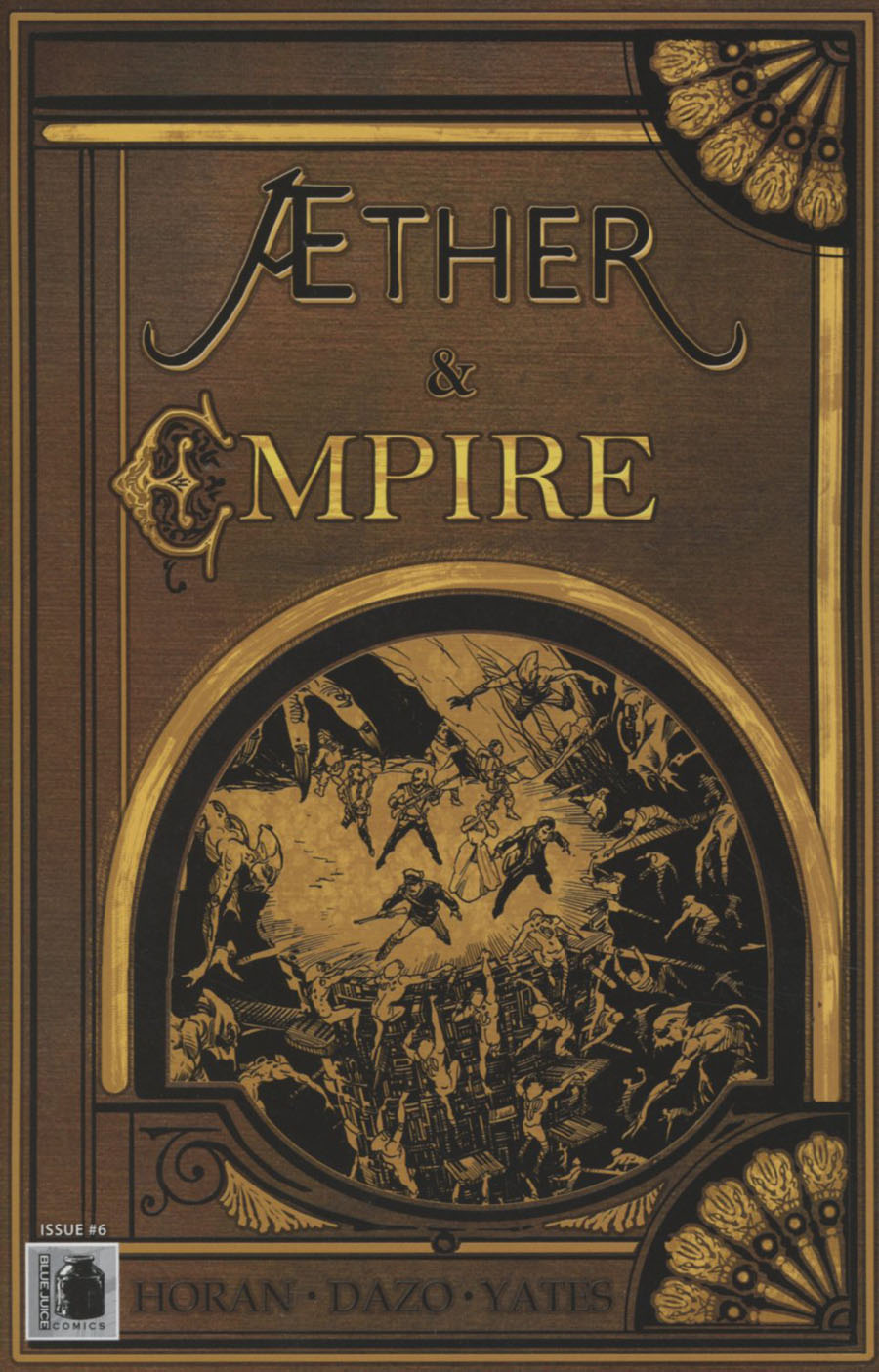 Aether And Empire #6