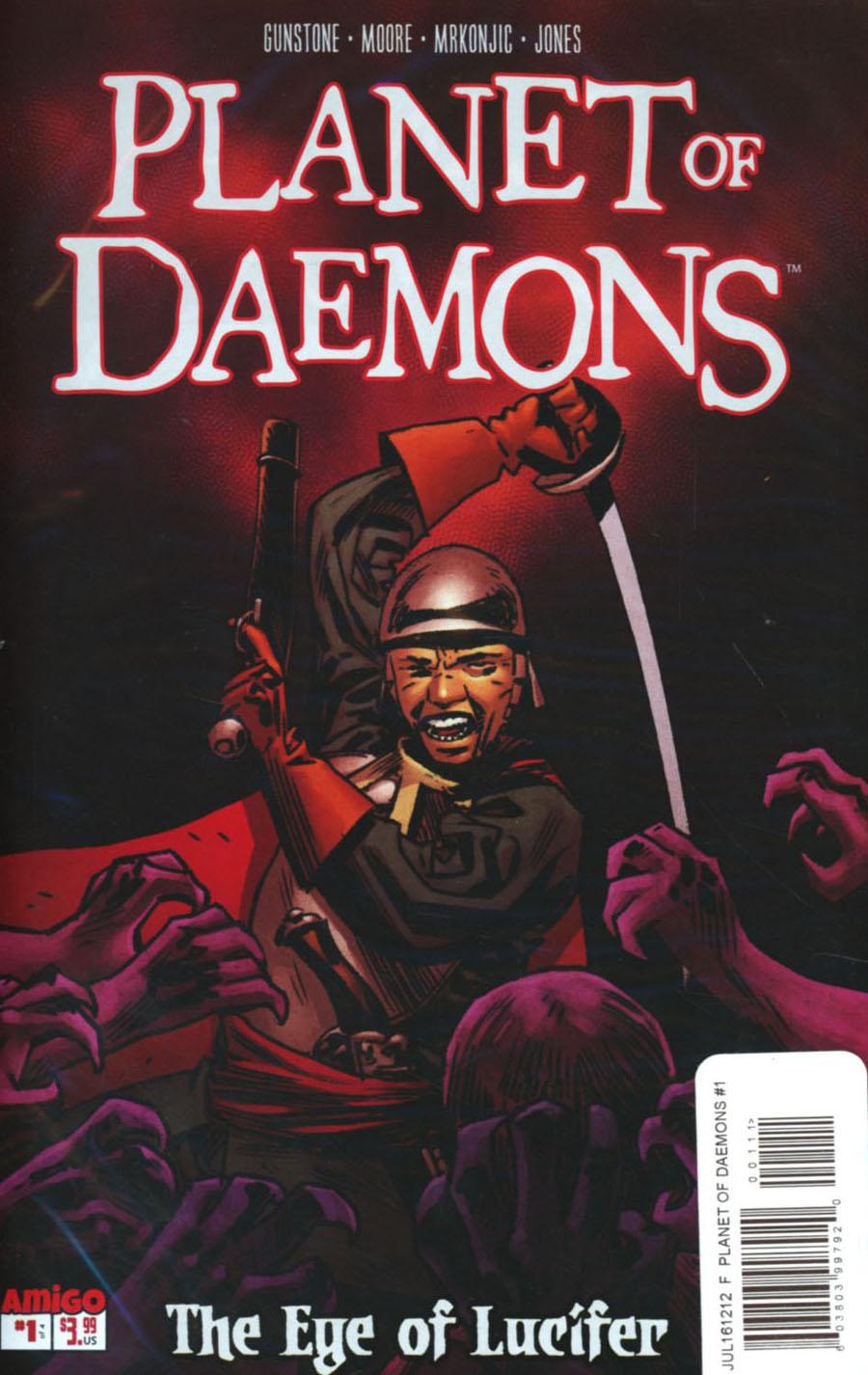 Planet Of Daemons #1