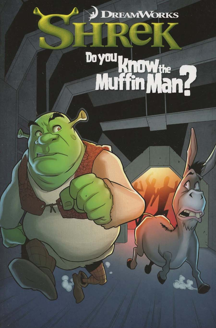 Dreamworks Shrek Do You Know The Muffin Man TP