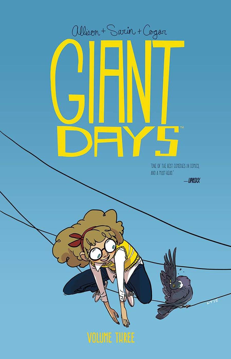 Giant Days Vol 3 TP