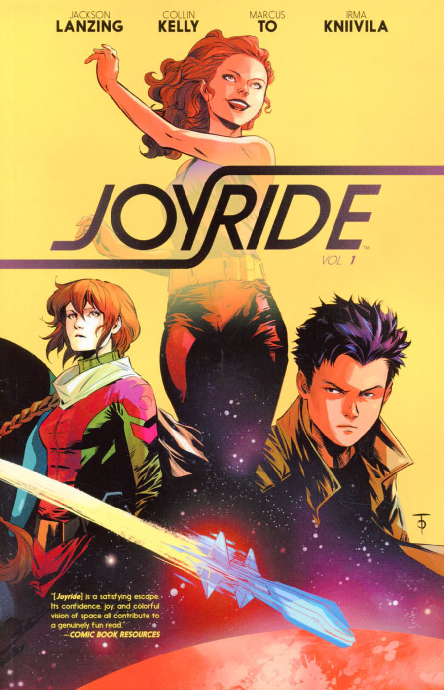 Joyride Vol 1 TP