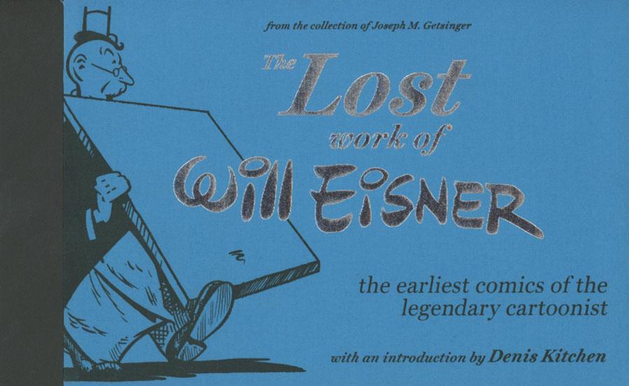 Lost Work Of Will Eisner HC