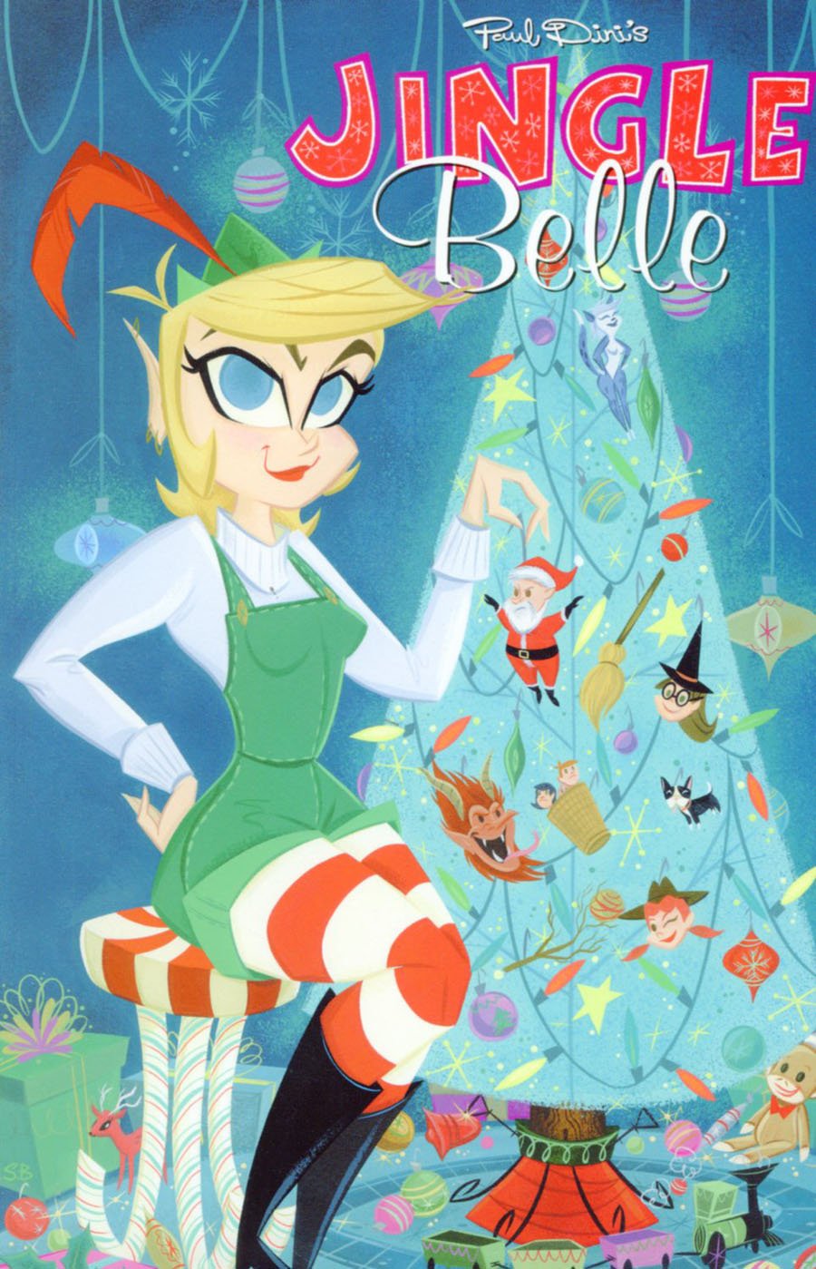Jingle Belle Whole Package TP