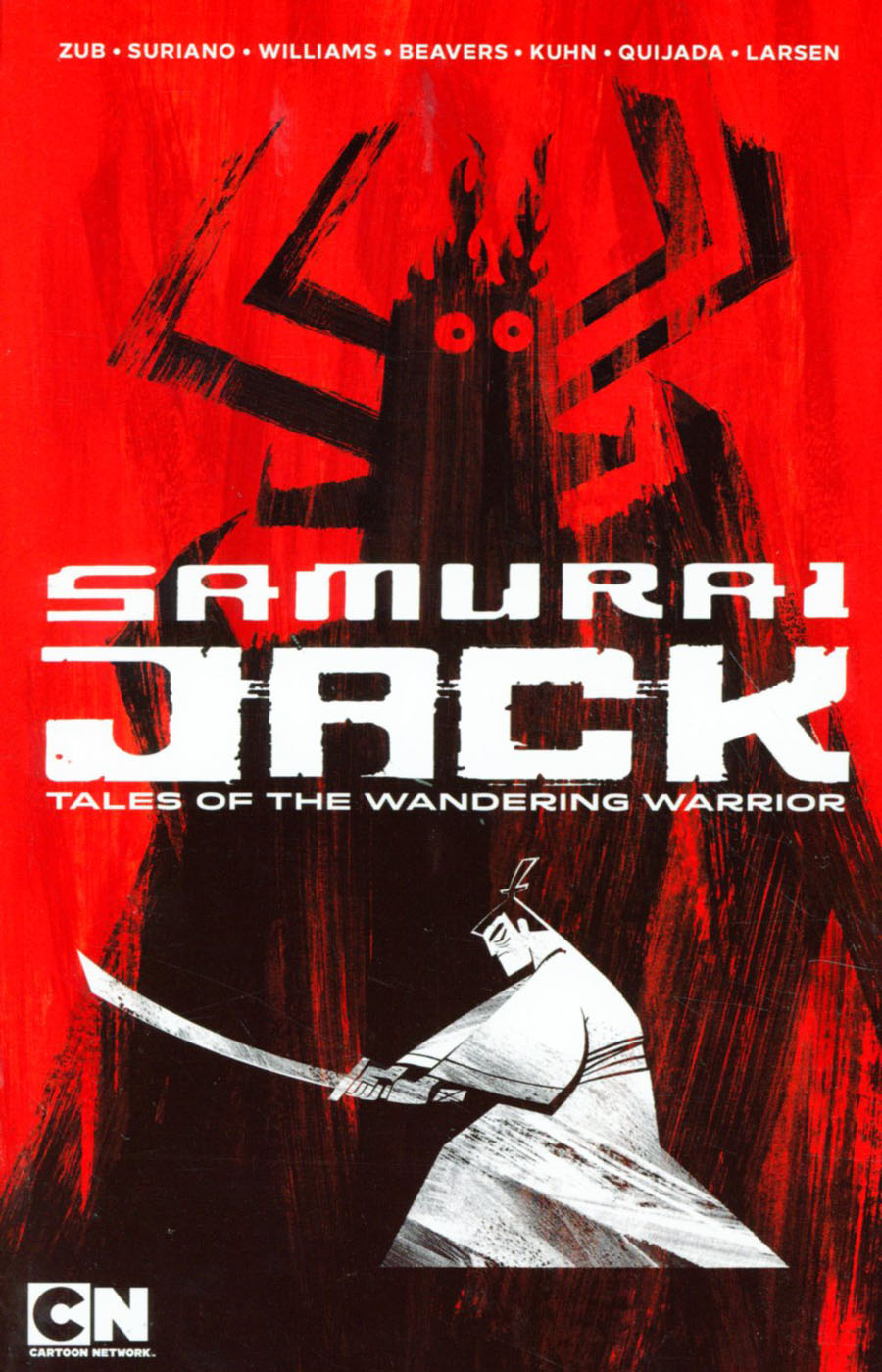 Samurai Jack Tales Of The Wandering Warrior TP
