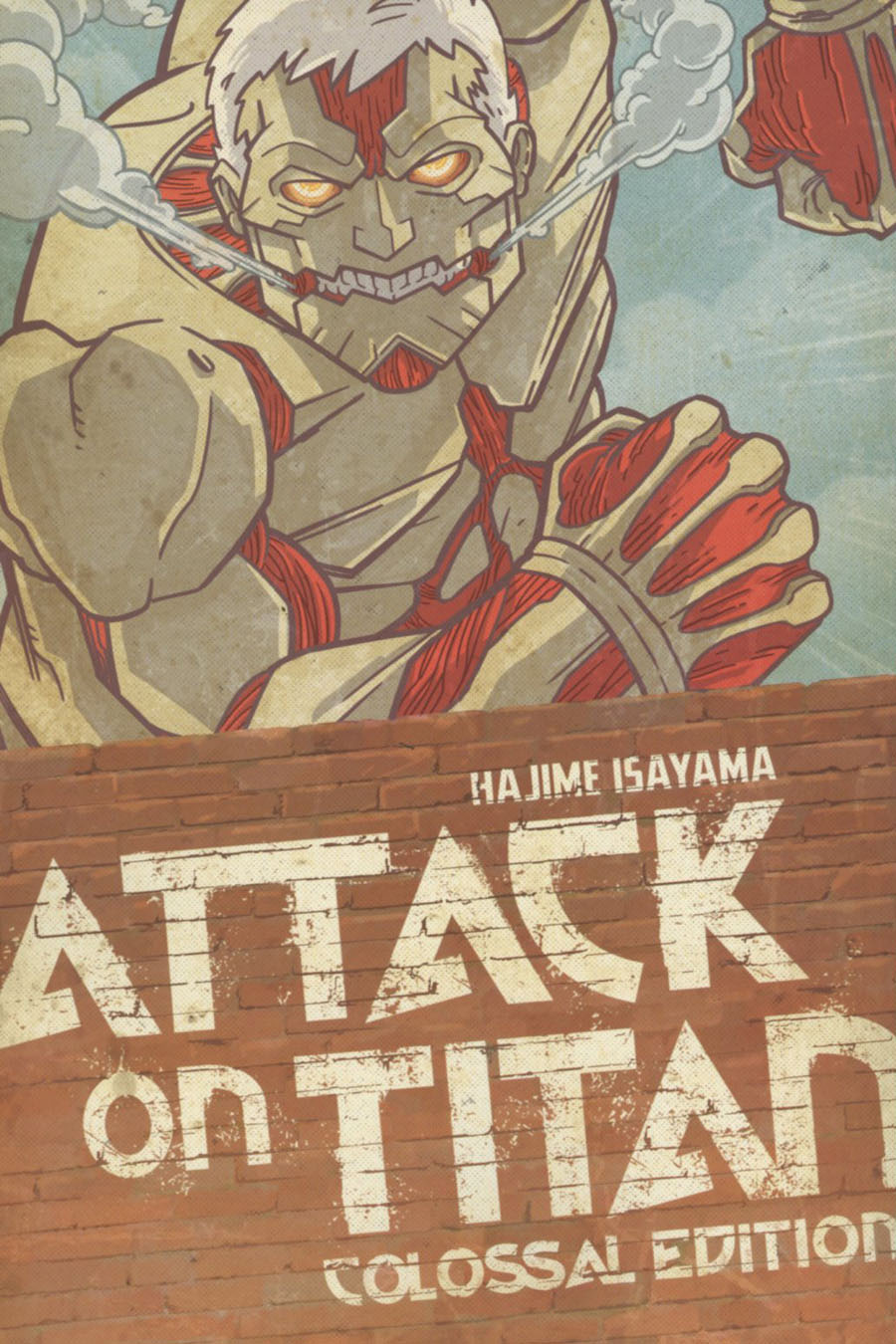 Attack On Titan Colossal Edition Vol 3 GN