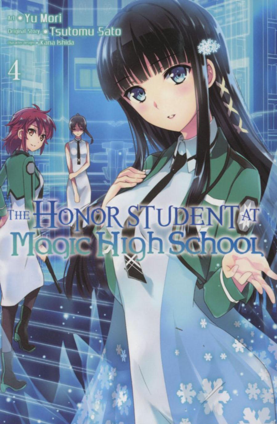 Honor Student At Magic High School Vol 4 GN