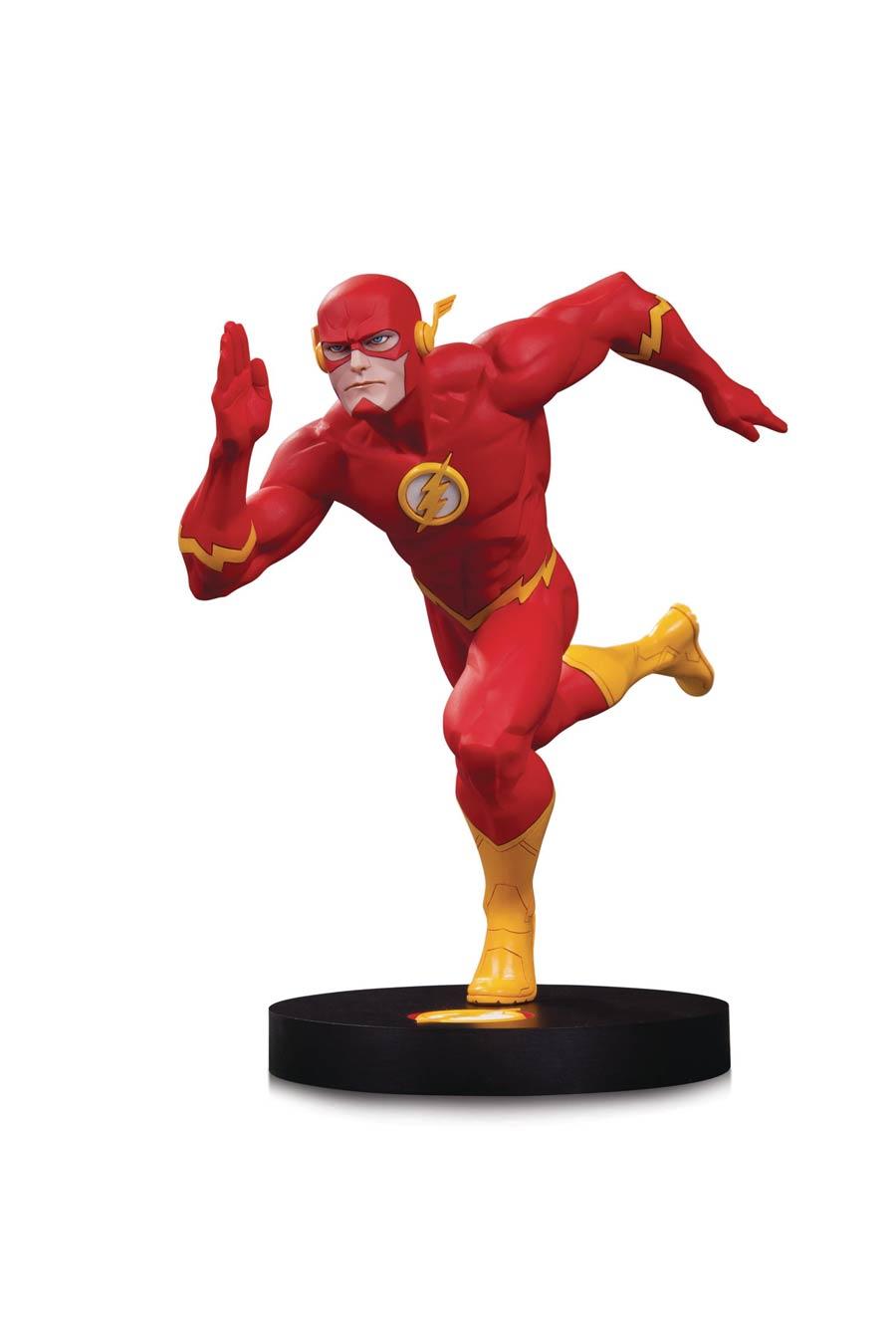 DC Comics Designer Series The Flash By Francis Manapul Statue
