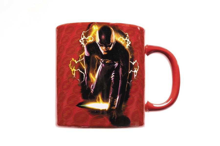 Flash TV Coffee Mug - Flash Logo