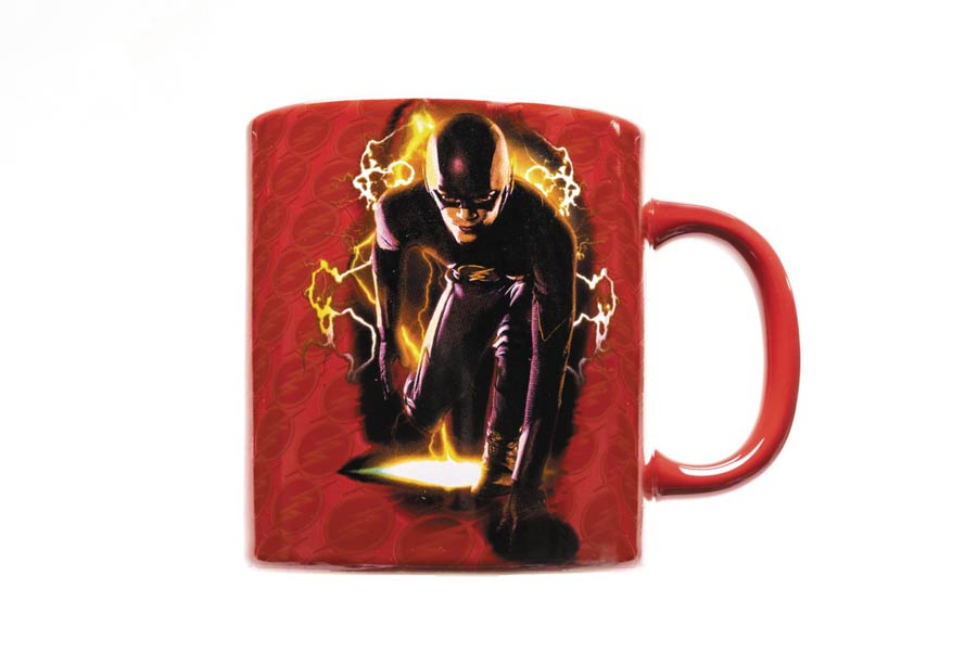Flash TV Coffee Mug - S.T.A.R. Labs