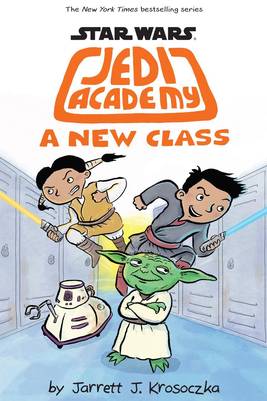Star Wars Jedi Academy Vol 4 A New Class HC