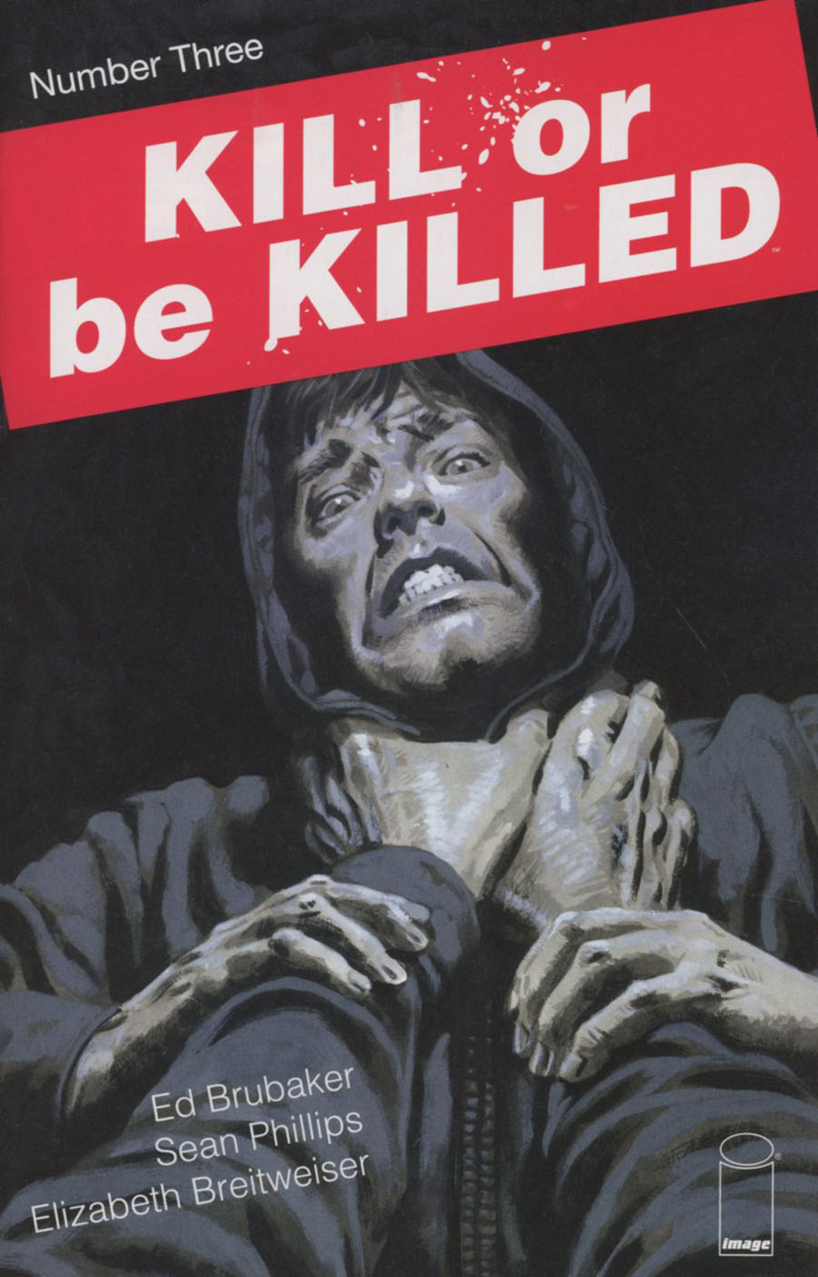 Kill Or Be Killed #3 Cover A 1st Ptg