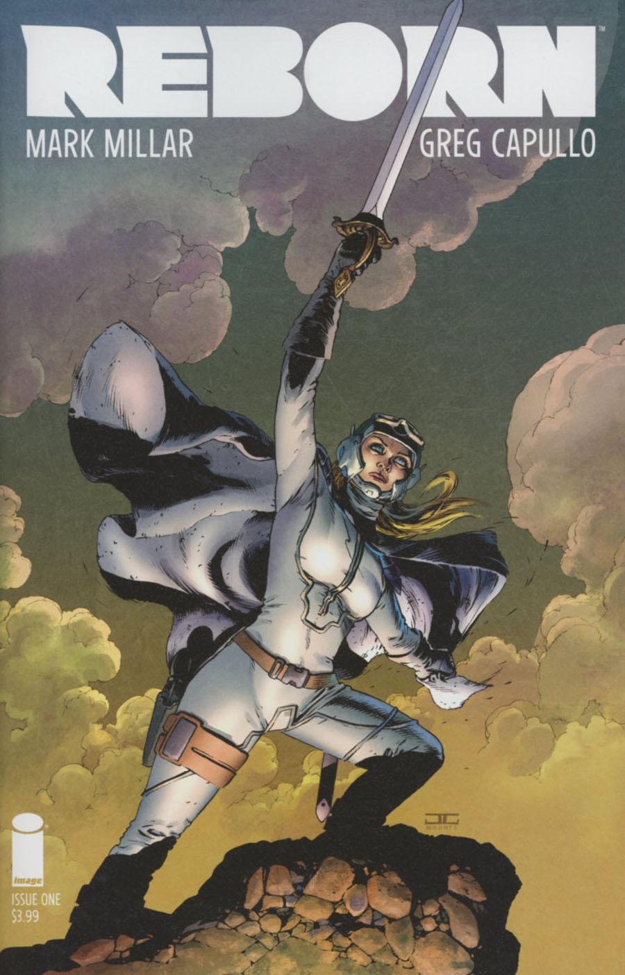 Reborn #1 Cover F Variant John Cassaday Cover
