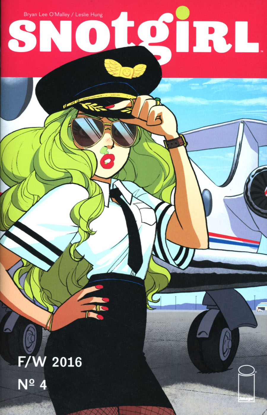 Snotgirl #4 Cover B Bryan Lee O Malley