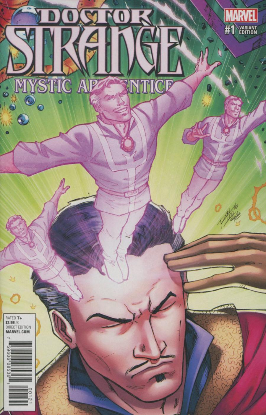 Doctor Strange Mystic Apprentice #1 Cover B Variant Ron Lim Cover