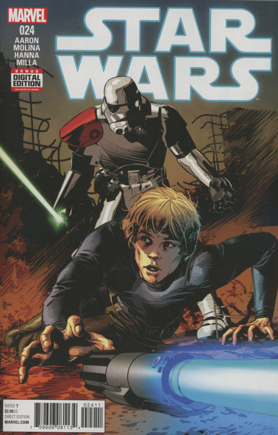Star Wars Vol 4 #24 Cover A Regular Mike Deodato Jr Cover