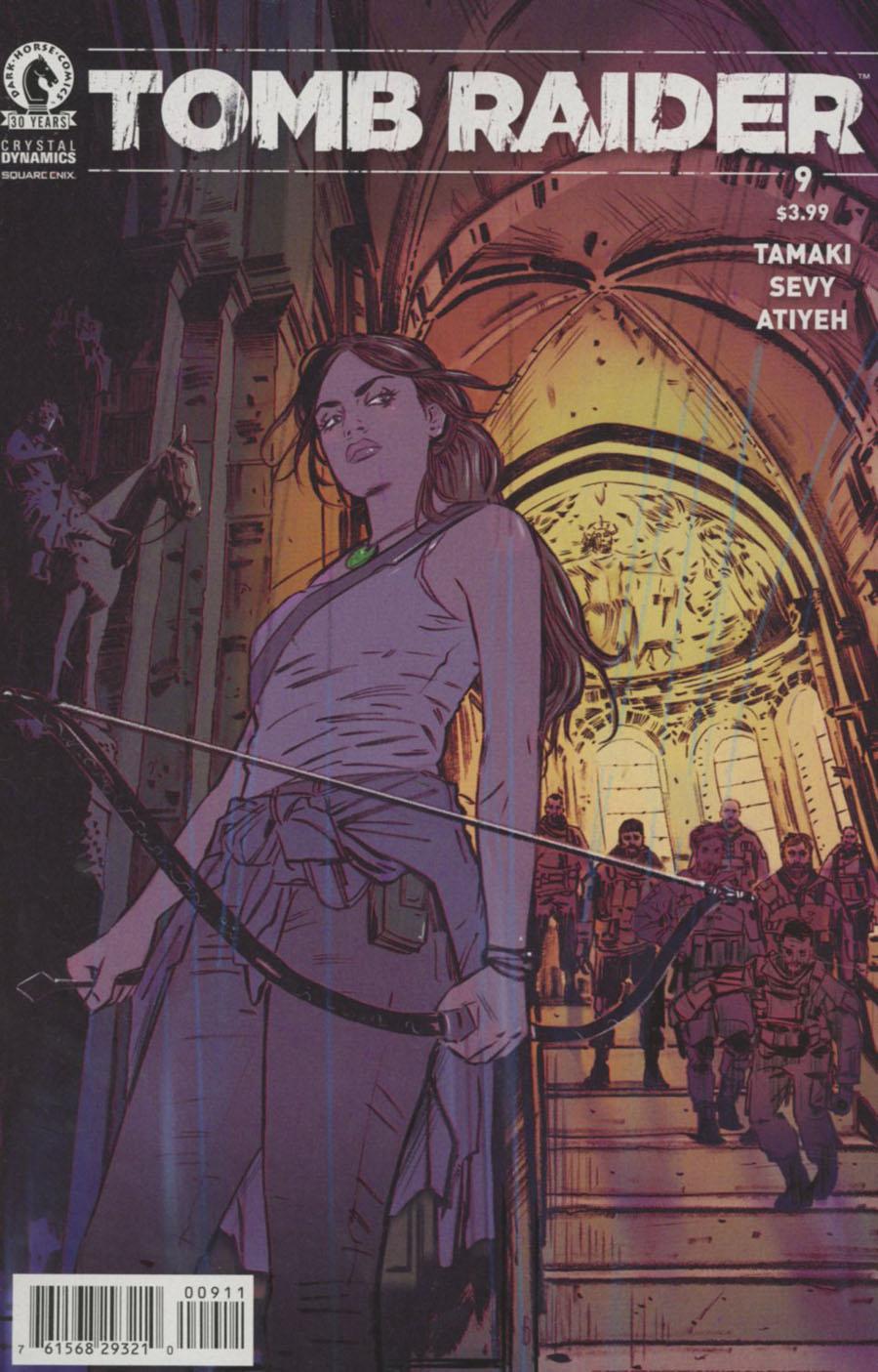 Tomb Raider Vol 3 #9